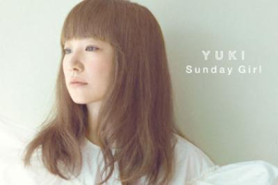 YUKIが2019年6月に発売した最新シングルのジャケット写真