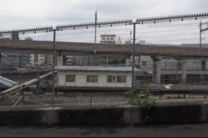 天気の子に登場した田端駅南口からの風景