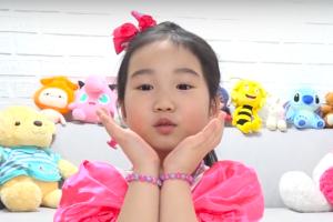 ボラムちゃん(韓国)YouTuber