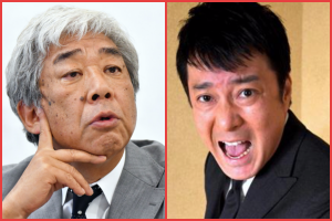 大崎洋会長と加藤浩次の相性