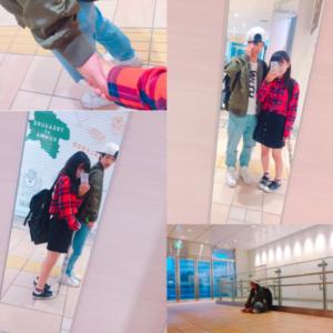 小宮山佑茉の彼氏との画像