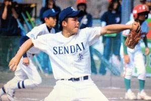 伊藤英二が中学で野球をやめた理由は病気だった!?