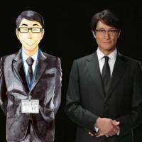 死役所のシ村(原作)は野真口徹に似てるのにドラマはなぜ松岡昌宏に?