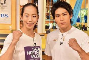 楢崎智亜の彼女は野口啓代?東京五輪メダル候補のビッグカップル!?
