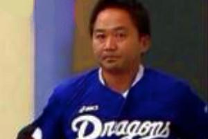 阿知波重尚の現在、2014年には中日ドラゴンズ私設応援団の副団長を務めた