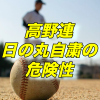 高野連が日の丸を自粛した理由がひどい!日本の国旗は恥?韓国野球W杯