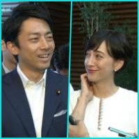 滝川クリステルの結婚相手は小泉進次郎!子供妊娠中で仕事は引退?