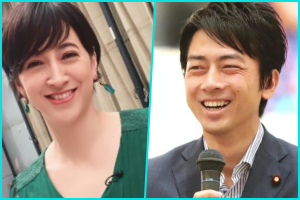 滝川クリステルと小泉進次郎が結婚
