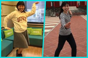 誠子の2016年と2019年の比較