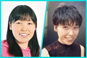 誠子の宣材写真と2019年の比較