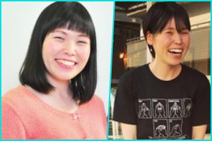 誠子の昔と現在の体型比較画像