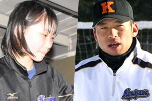 軽井沢高校野球部の現在のマネージャーと監督