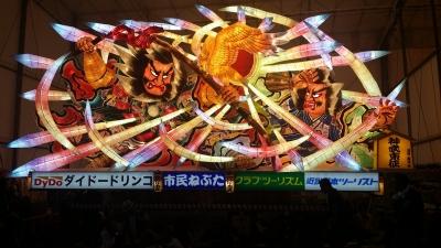 青森ねぶた祭り2019年作品紹介・画像一覧【写真】