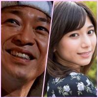 城島茂の結婚相手は菊池梨沙で春日とキスしていた!年の差がヤバイ?