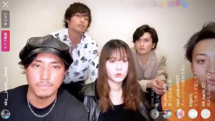 みほのインスタライブの内容!元カレは渡辺翔太で河合会の闇を暴露!